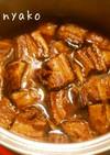 豚バラブロック肉の角煮