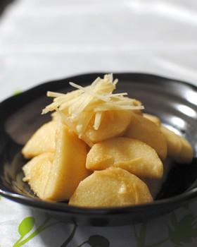 簡単☆長芋の生姜漬け