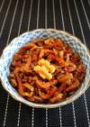 ✿生姜入り~桜海老と胡桃の甘露煮風佃煮✿