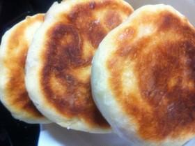 簡単★フライパンでパンを作ろう♪惣菜編