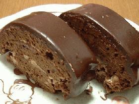 ぜ~んぶチョコのロールケーキ