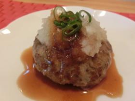 タレが簡単美味しい★和風おろしハンバーグ