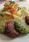野菜のフリカデレ ~ドイツの野菜バーグ~