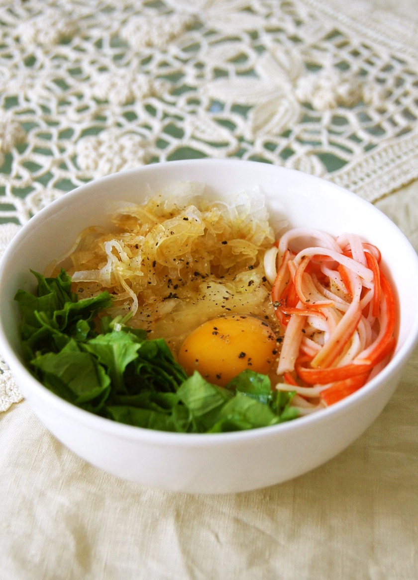 ヤマサ「鮮度の一滴」味わい3色卵かけご飯
