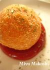 トマトの旨味がぎゅっとライスコロッケ