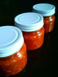プレ農家めし◆自家製トマトソース瓶詰め