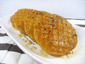 うまうま☆大根ステーキ(バタポン味)