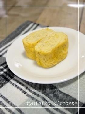 *お弁当に✿枝豆の卵焼き✿*