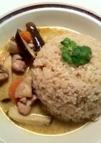 タイ料理屋さんより美味い⁈グリーンカレー