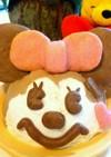 ミニーチャンの立体ケーキ☆