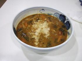 ブイヨン不要!うまみたっぷり野菜スープ