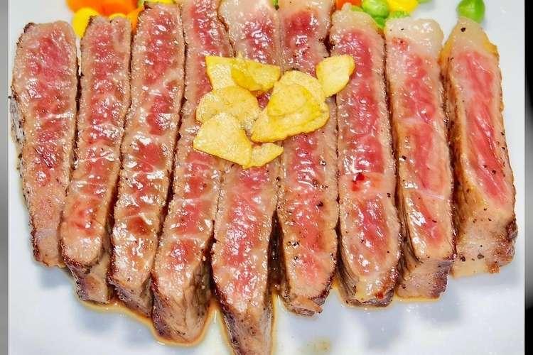 肉 方 焼き ステーキ 美味しい