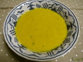 かぼちゃスープ ミキサーなしで粒スープ♪ by りーかる ...
