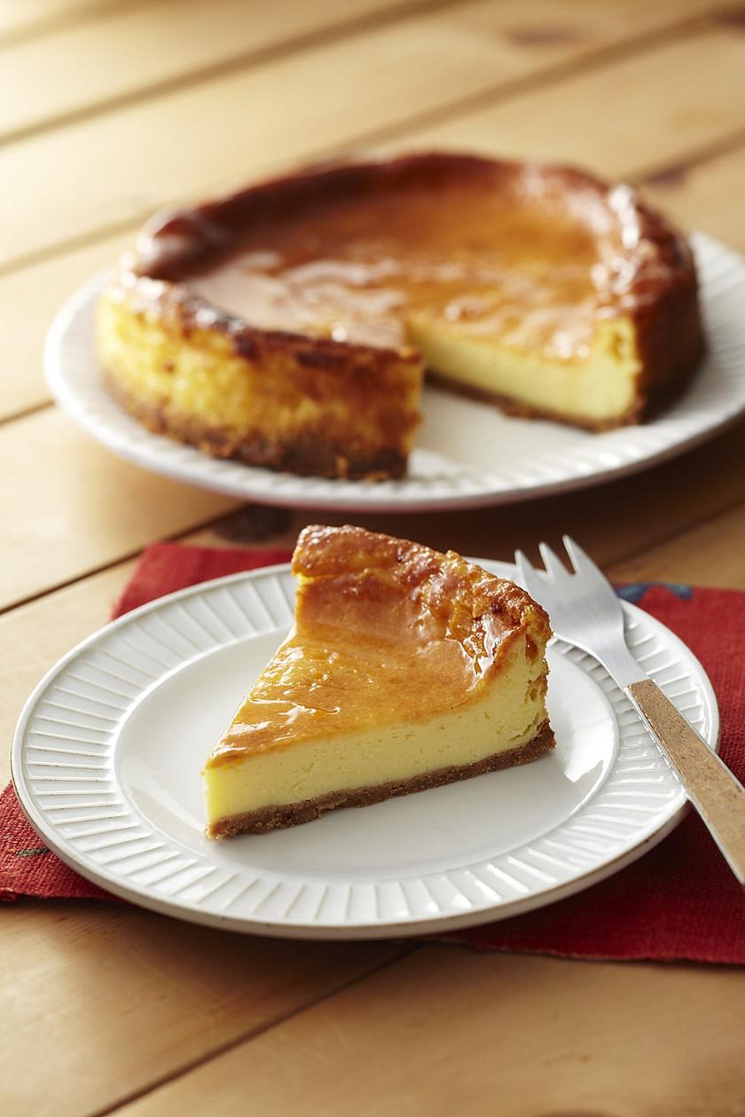 定番♡美味しい♡ベイクドチーズケーキ
