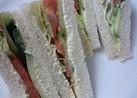 トマト野菜サンド