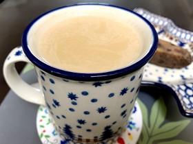 ほうじ茶ラテ(ほうじ茶ミルクティー)