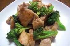 簡単! 鶏肉とブロッコリーのマヨ焼き