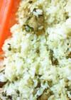 佃煮で簡単牡蛎炊き込みご飯