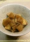 ❀✿❀芋茎(ずいき)と油揚げの煮物❀✿❀