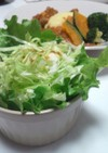 カレーに合う!キャベツのスパイスサラダ
