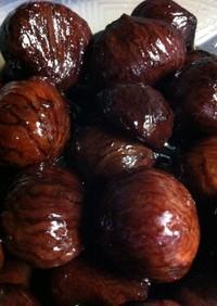 ✿栗の渋皮煮✿覚書