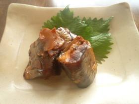骨がホロホロ 圧力鍋でさんまの生姜煮