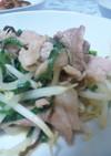 塩昆布でスタミナ野菜炒め