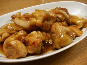 照り焼き鶏☆