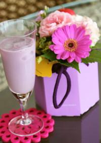 ❀紫蘇・豆乳ヨーグルト