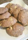 HMで♪コ−ンフレークチョコアクッキー