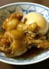 鶏の手羽元のピリ辛さっぱり煮