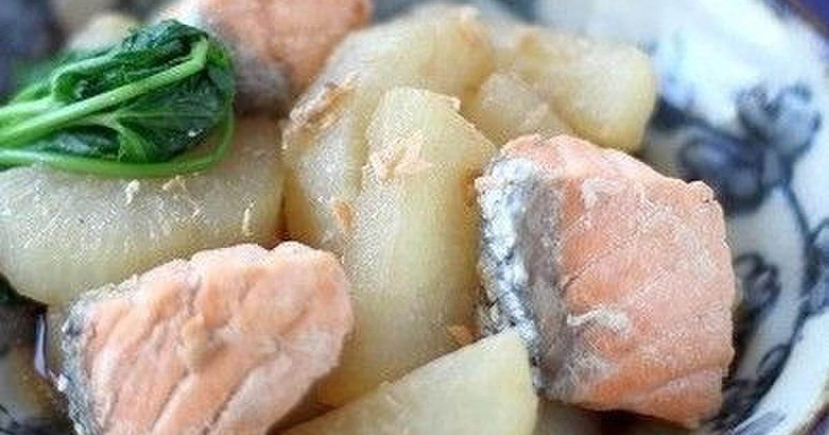 大根と鮭の煮物 by KT121 【クックパッド】 簡単おいしいみんなの ...