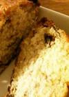 プルーンとココナッツのパウンドケーキ