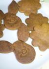 *バターなし*きな粉米粉クッキー