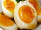 簡単煮卵。ラーメンにもどうぞ。