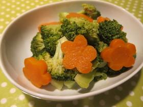 味染みウマ~☆温野菜のバターコンソメ煮