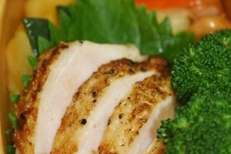 胸 ソテー 鶏 肉