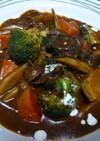 大地の恵みたっぷり!根菜のビーフシチュー