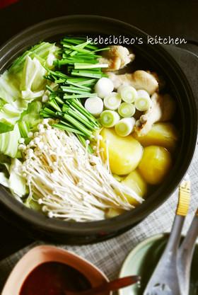タッカンマリ★(韓国風水炊き鍋)