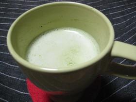 抹茶ミルク