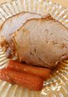 圧力鍋でとろとろ焼き豚~とろとろ煮豚