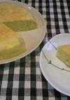炊飯器で焼く☆サツマイモとバナナのケーキ