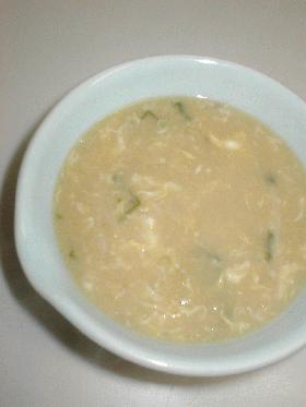 さっぱり☆コーンスープ