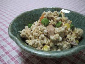 ∽∽お気軽・炒り豆腐∽∽