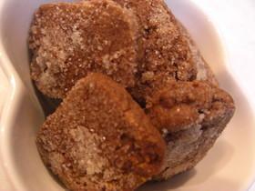 すぐできるビターなココナツチョコクッキー