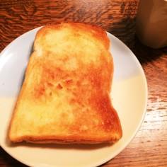 朝食に♪簡単!シュガートースト☆