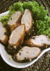 焼肉のタレで簡単♪レンコンの肉巻き