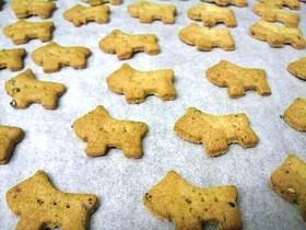犬用さつまいもクッキー