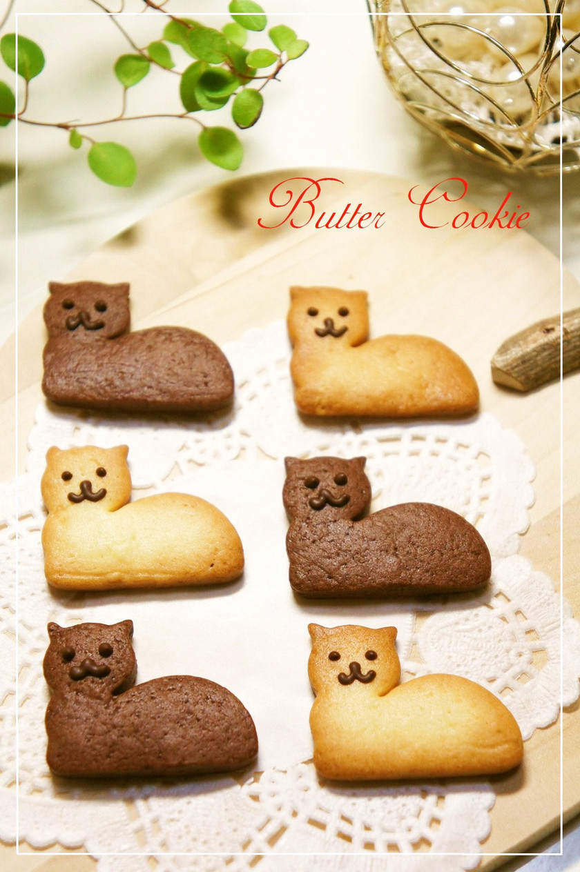 ⁂バタークッキー⁂