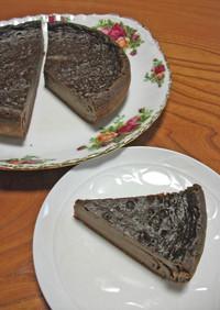 【杜氏流】酒粕風味HMチョコレートケーキ